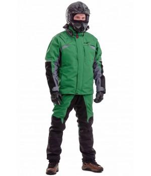 Мембранная куртка QUAD PRO. Green