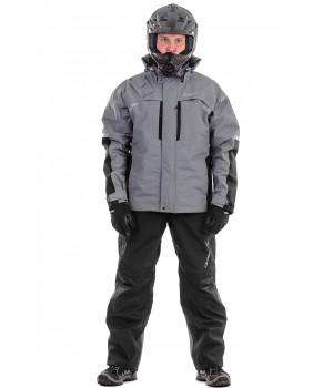 Мембранная куртка QUAD PRO. Grey