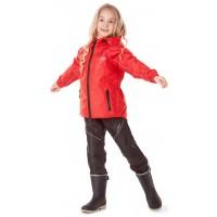 Детский мембранный дождевик EVO Kids RED (комплект)
