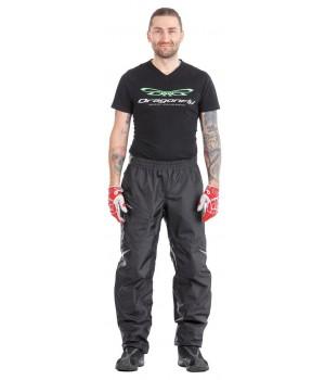 Мембранные штаны - дождевик Dragonfly EVO BLACK