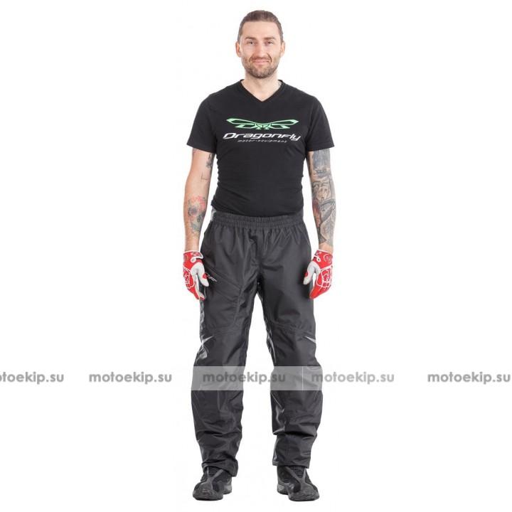 Мембранные штаны - дождевик Dragonfly EVO 2019 BLACK