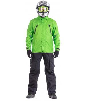 Мембранная куртка QUAD GREEN 2018