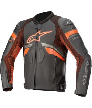 Мотокуртка кожаная Alpinestars GP Plus R V3 Rideknit