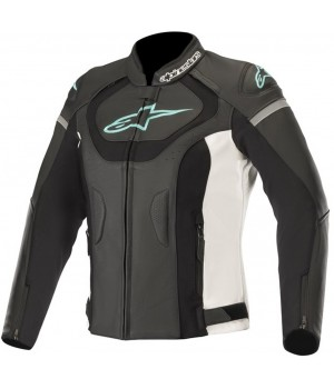 Куртка женская кожаная Alpinestars Stella Jaws V3