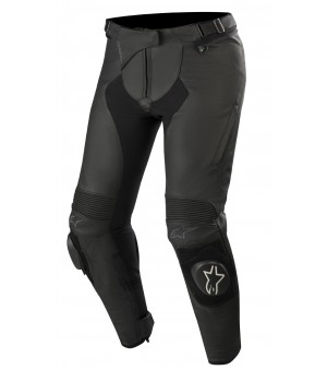 Штаны кожаные женские Alpinestars Stella Missile v2