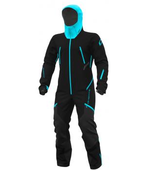 Комбинезон Dragonfly Extreme 2.0 MAN Black-Scuba Blue