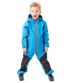 Детский мембранный дождевик EVO Kids BLUE (комплект)