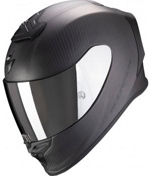 Шлем Scorpion EXO R1 Carbon Air Solid