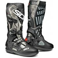Ботинки кроссовые Sidi Atojo SRS Camo Black/Silver