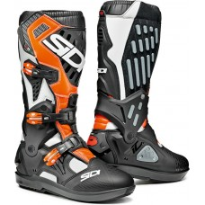 Ботинки кроссовые Sidi Atojo SRS Black/White/Orange