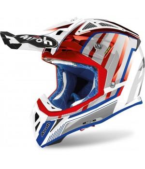 Шлем кроссовый Airoh Aviator 2.3 Glow