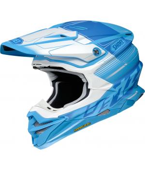 Шлем Shoei VFX-WR Zinger TC-2 сине-белый