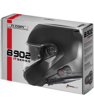 Nolan N-Com B902 R Bluetooth-система связи Единый набор