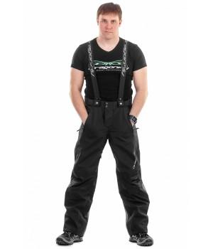 Мембранные брюки QUAD PRO. Black