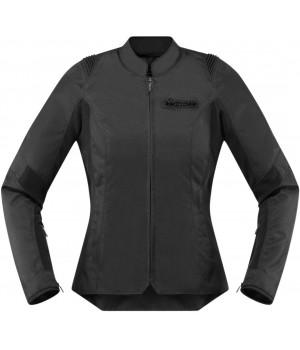 Куртка женская текстильная Icon Overlord SB2 Stealth