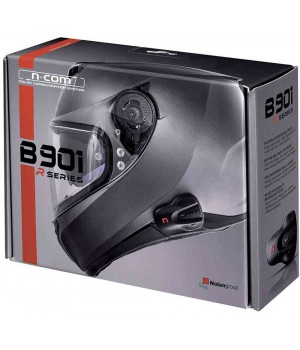 Мотогранитура Nolan N-Com B901 R N100-5 / N104 / N87 / N44 / N40-5 / N40