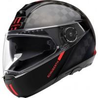 Шлем Schuberth C4 Pro Carbon Fusion Red