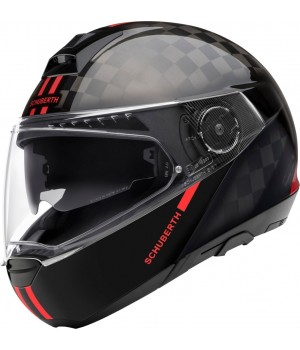 Шлем Schuberth C4 Pro Carbon Fusion Red