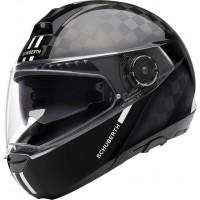 Шлем Schuberth C4 Pro Carbon Fusion White