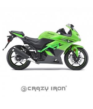 Защита RACE RAIL KAWASAKI Ninja 250R `08-`12