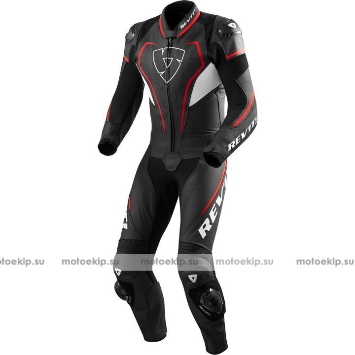 Мотокомбинезон кожаный слитный Revit Vertex Pro 1PC