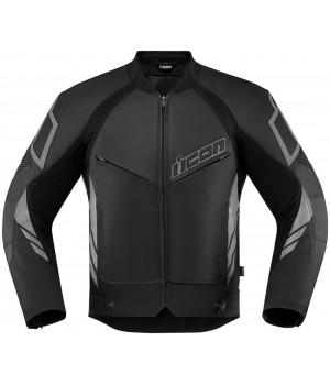 Куртка кожаная Icon Hypersport 2