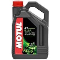 Моторное масло MOTUL 5100 4T 10W30 4л 104063