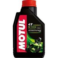 Моторное масло MOTUL 5100 4T 10W40 1л 104066