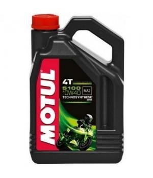 Моторное масло MOTUL 5100 4T 10W50 4л 104076