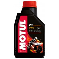 Моторное масло MOTUL 710 2T 1л 106607