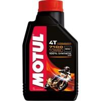 Моторное масло MOTUL 7100 4T 10W60 1л 104100