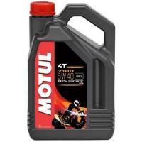 Моторное масло MOTUL 7100 4T 5W40 4л 104087