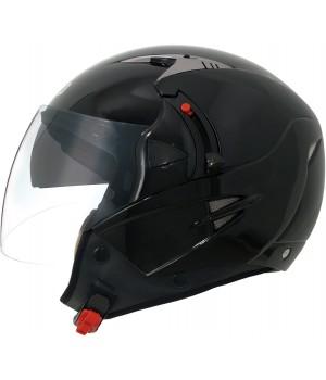 Шлем Shiro SH-70 Sunny Черный