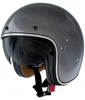 Шлем Shiro SH-235 Scratch Chrome