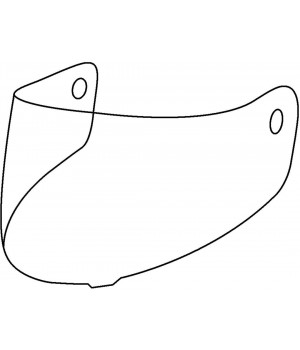 Визор AGV GT3-1 для Sportmodular