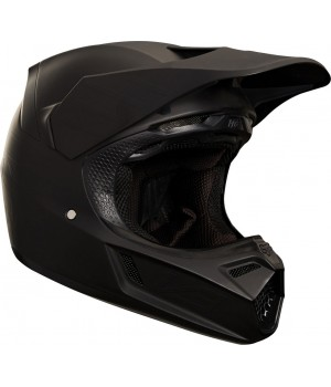Шлем кроссовый FOX V3 Matte Carbon MX