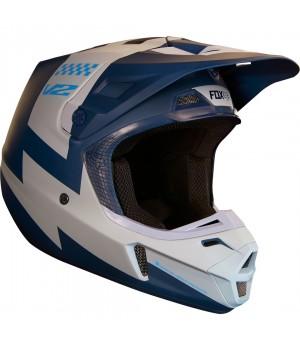 Шлем кроссовый FOX V2 Master MX