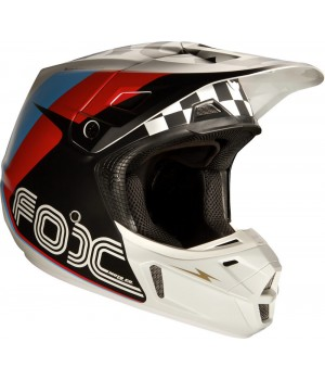 Шлем кроссовый Fox V2 Rohr