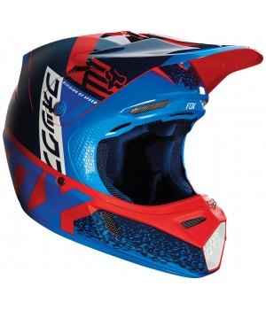 Шлем кроссовый FOX V3 Divizion