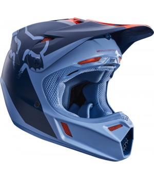 Шлем кроссовый Fox V3 Libra
