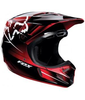 Шлем кроссовый FOX V4 Future MX