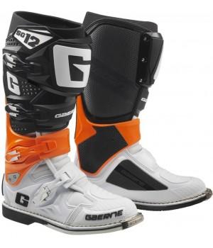 Ботинки Gaerne SG-12 Оранжевый/Черный