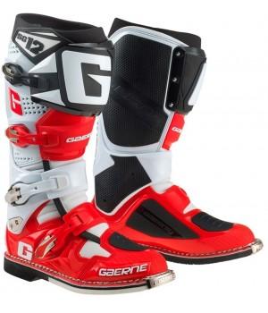Ботинки Gaerne SG-12 Красный/Черный/Белый