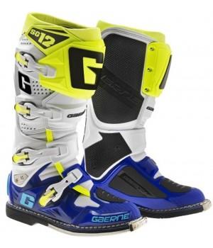 Ботинки Gaerne SG-12 Белый/Синий