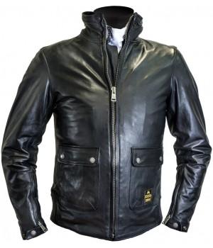 Helstons Alpha Мотоцикл Кожаная куртка