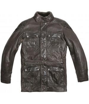 Helstons Douglass Rag Кожаная куртка