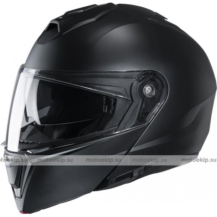 Шлем HJC i90 Черный матовый