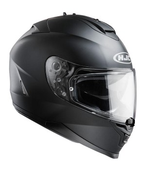 Шлем HJC IS-17 Черный Матт