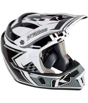 Шлем снегоходный Klim F4 ECE Legacy Black