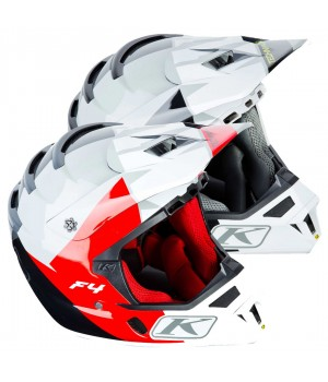 Шлем снегоходный Klim F4 ECE Rift